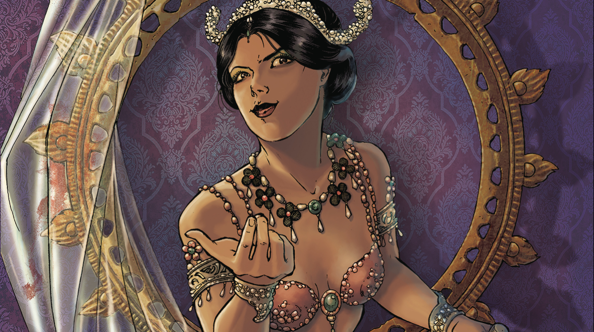 Preview: Mata Hari #1