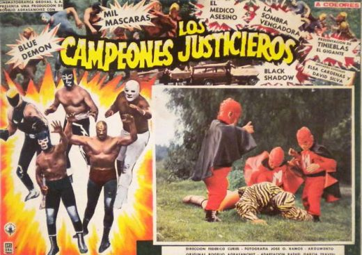 Los Campeones Justicieros