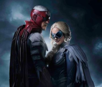 Titans Hawk and Dove