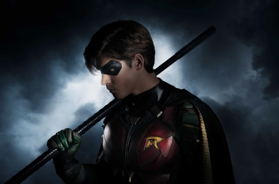 Titans Nightwing