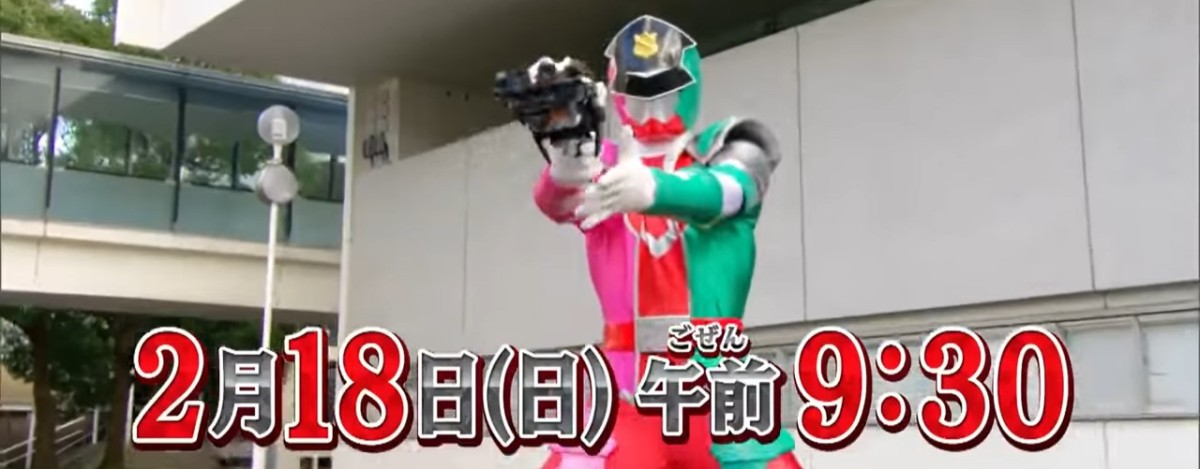 Preview released for Kaitou Sentai Lupinranger VS Keisatsu Sentai Patranger Ep 2: Global Police, Find Them!