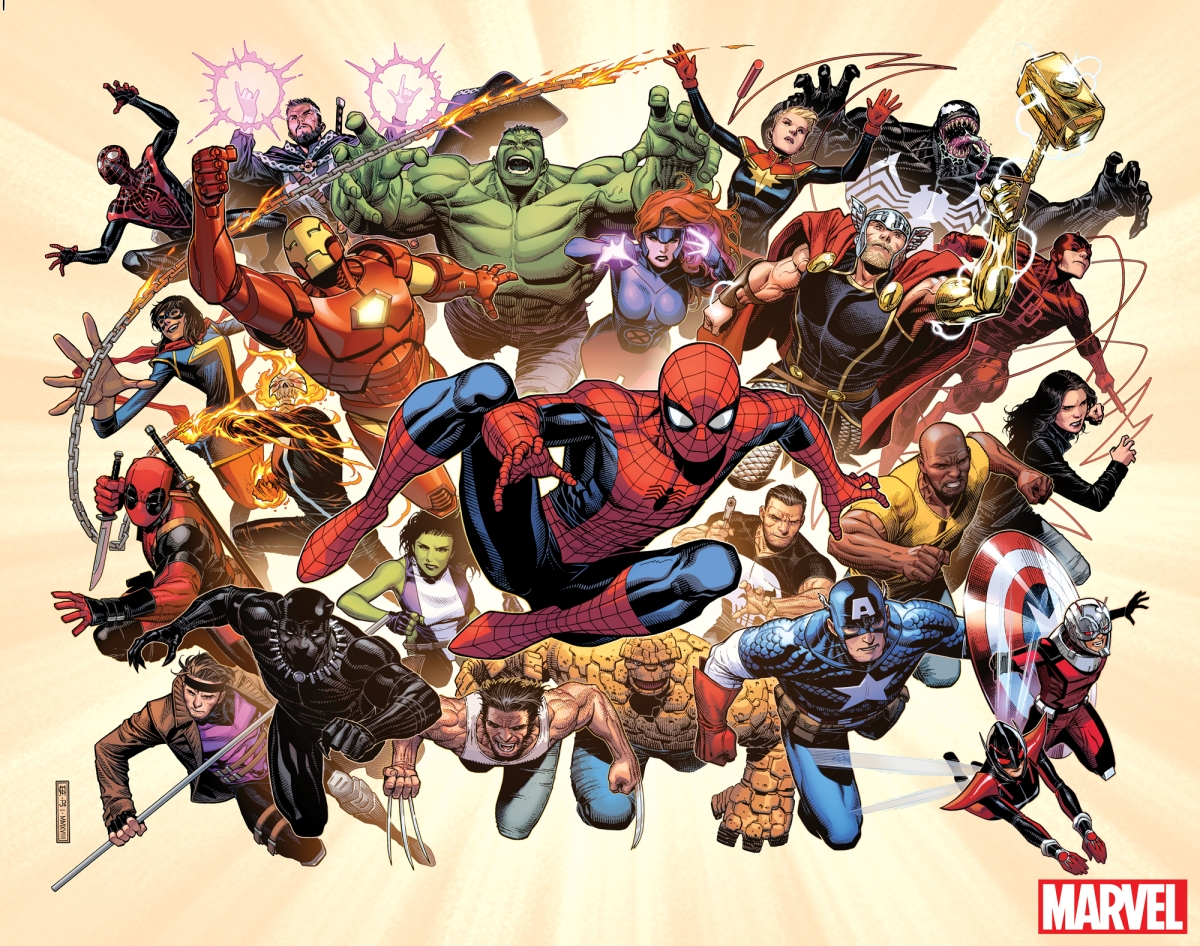 Marvel Comics 2018: A Fresh Start?