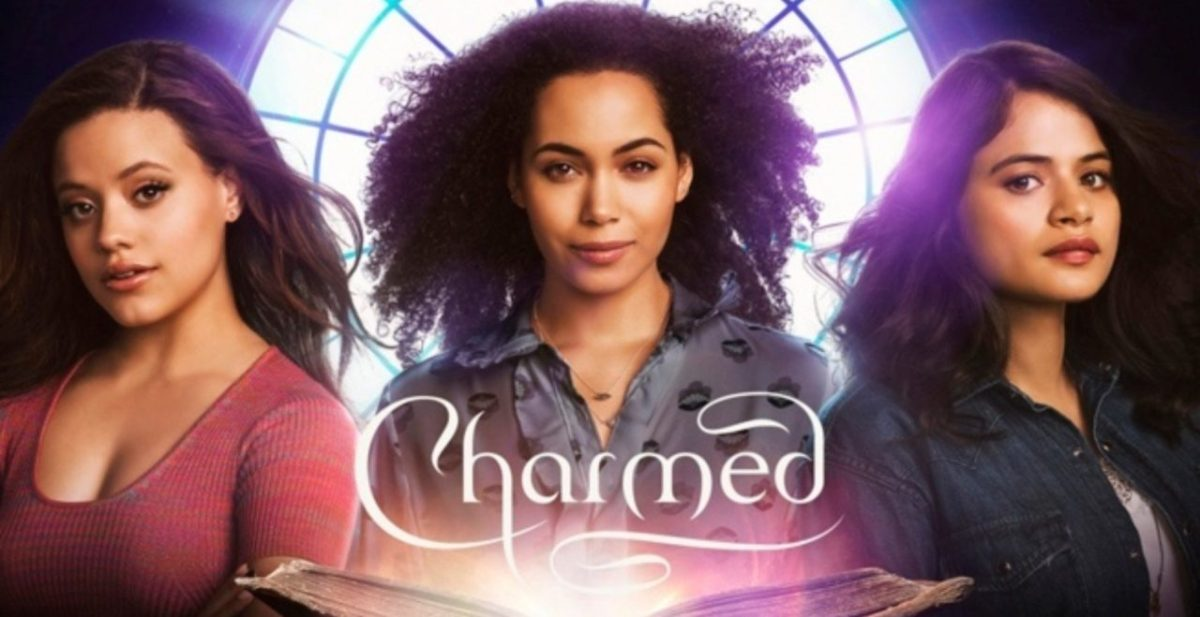 "Charmed ""Powerful Trio"" trailer released"