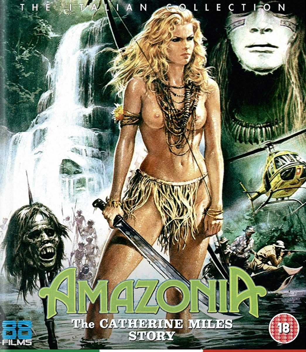 Preview: Amazonia - The Catherine Miles Story (Bluray)