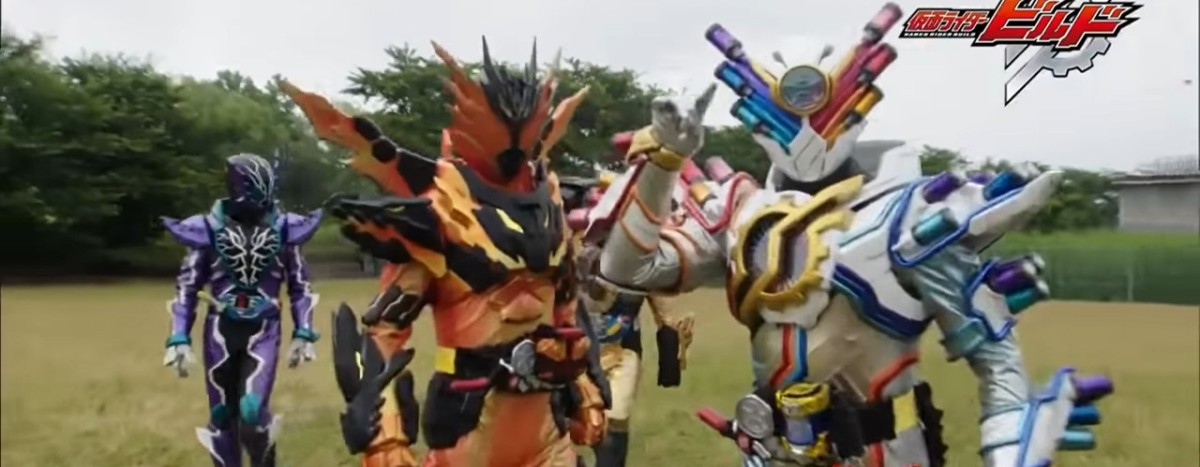 Preview - Kamen Rider Build Ep. 44: The End of Evolt