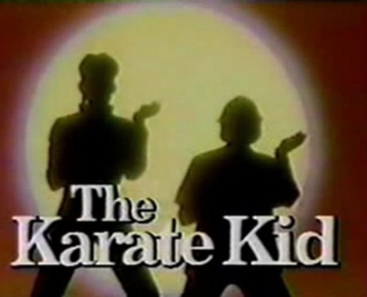 Cult Cartoon Essentials: The Karate Kid