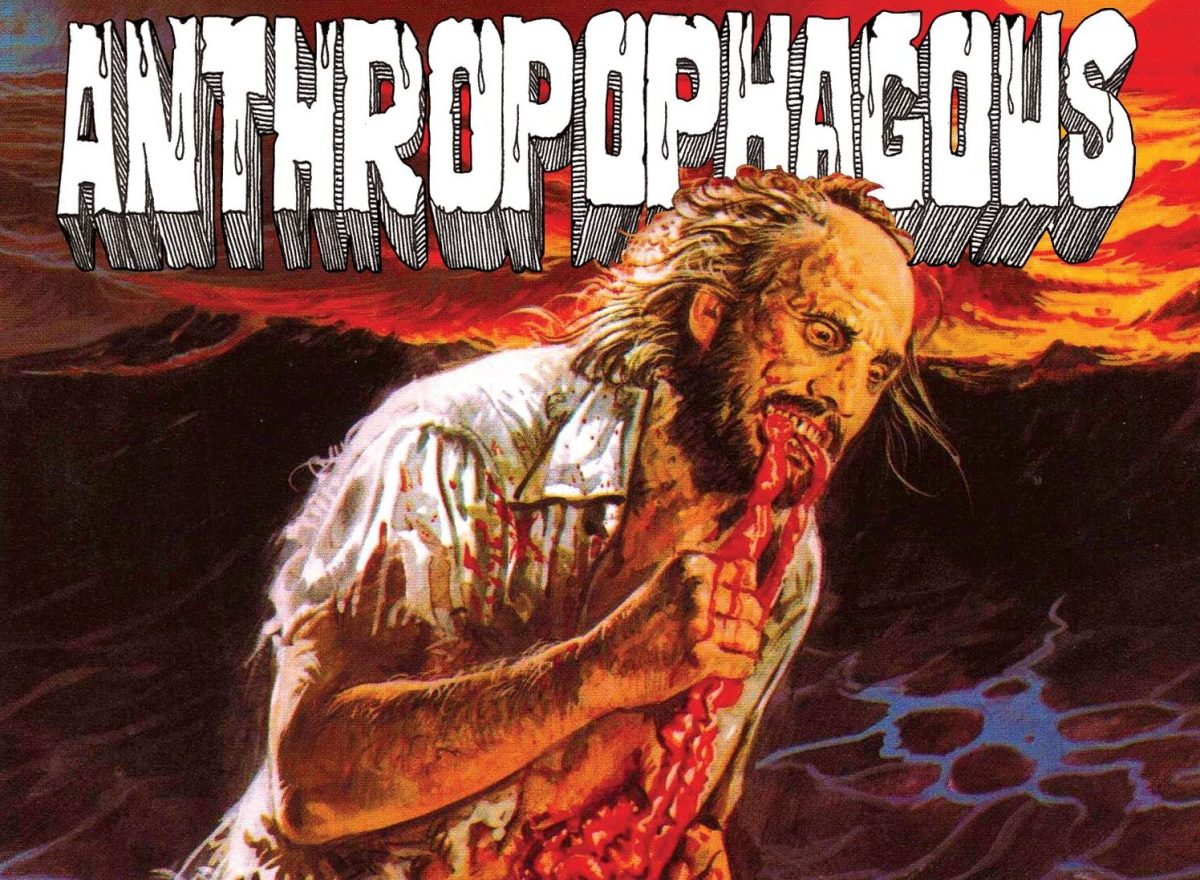 Preview: Anthropophagous (Bluray)