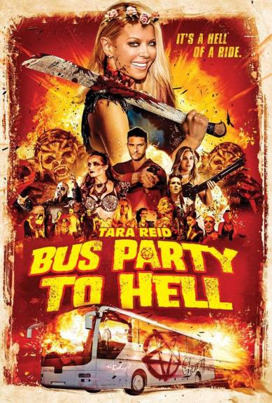 Bus Party To Hell