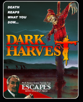 Dark Harvest Escapes (DVD)