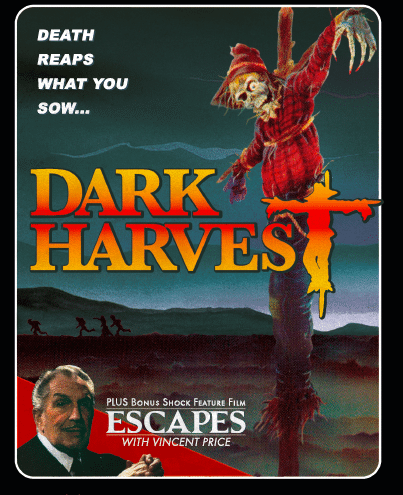 Dark Harvest Escapes (DVD)