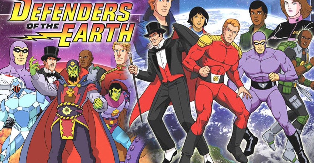Cult Cartoon Essentials: Defenders of the Earth