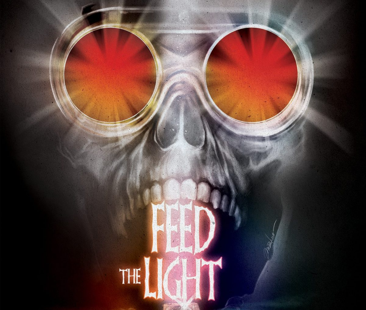 Preview: Feed The Light (Bluray)