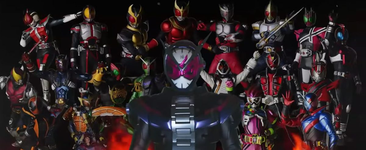 TV spot released for Kamen Rider Zi-O