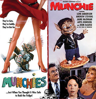 Munchies Munchie (Bluray)