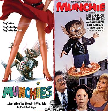 Munchies Munchie (Bluray)