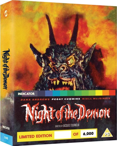 Night of the Demon - Limited Edition Bluray 1