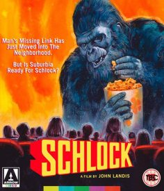 Schlock! (Bluray)