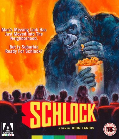 Schlock! (Bluray)
