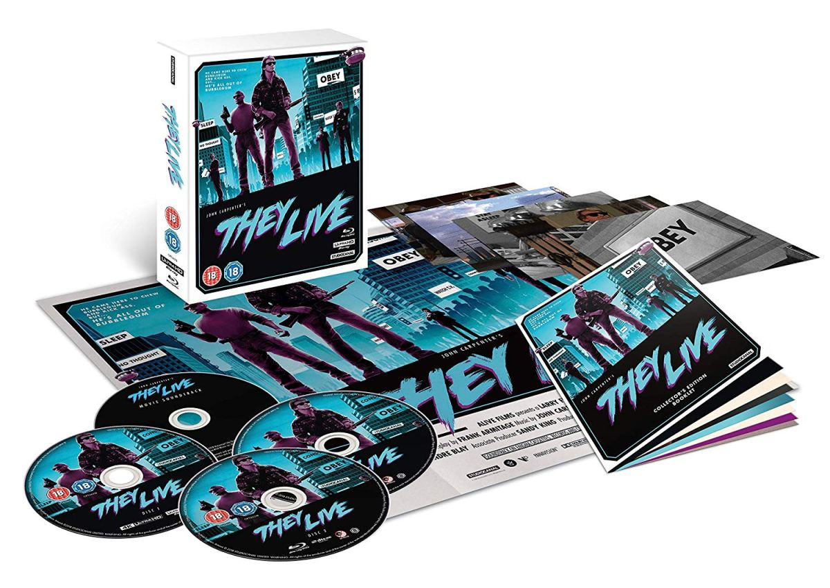 Preview- They Live - Collector's Edition (Bluray)
