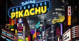 POKÉMON Detective Pikachu