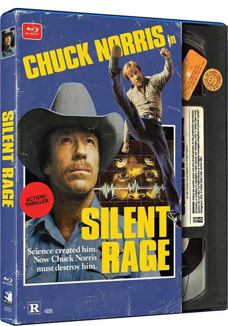 Silent Rage - Retro VHS Look (Bluray)
