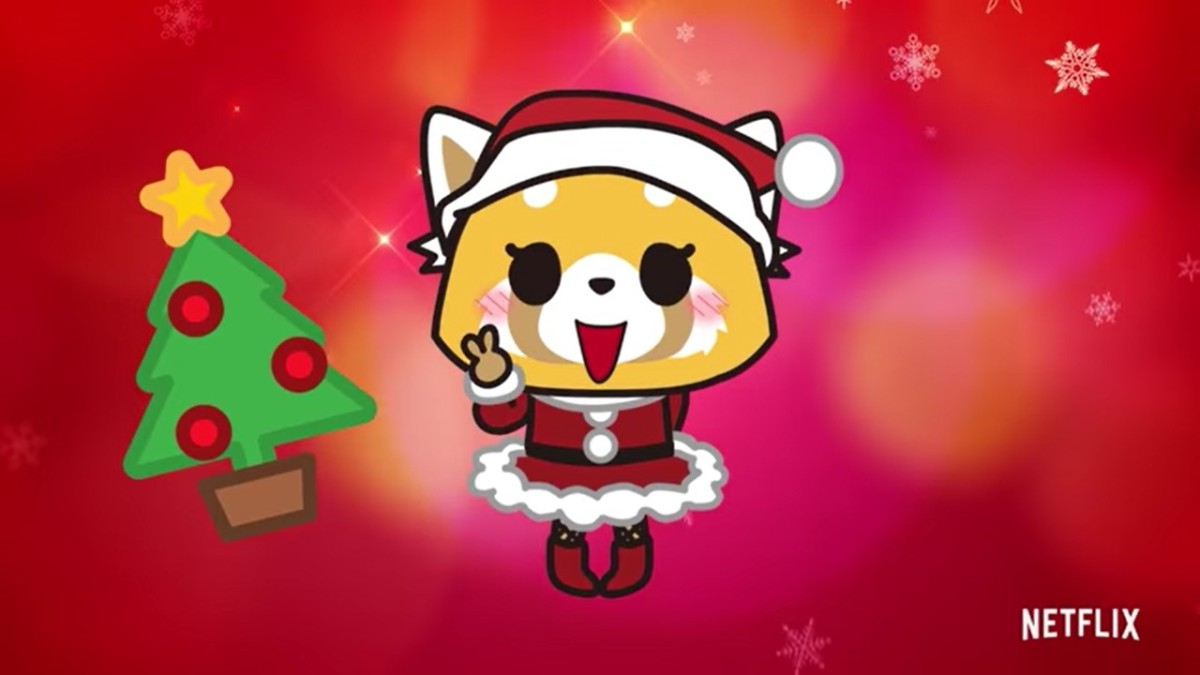 Teaser released for Aggretsuko: We Wish You A Metal Christmas