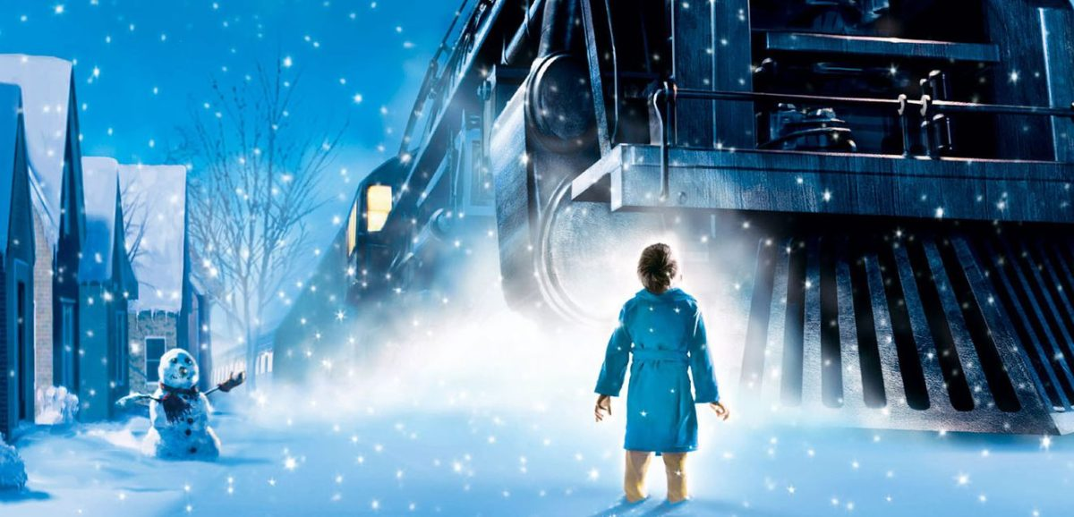 The Polar Express - A Christmas Horror!
