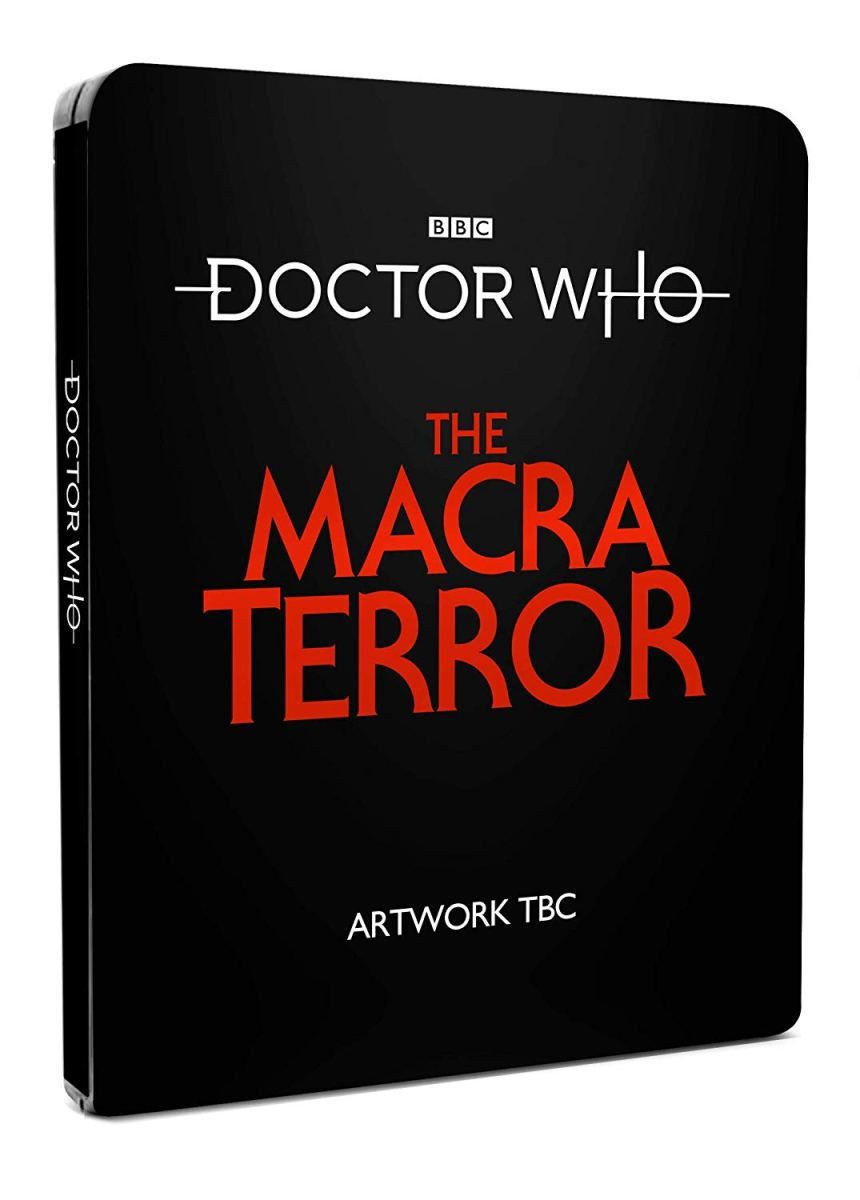 Preview- Doctor Who: The Macra Terror (Bluray)