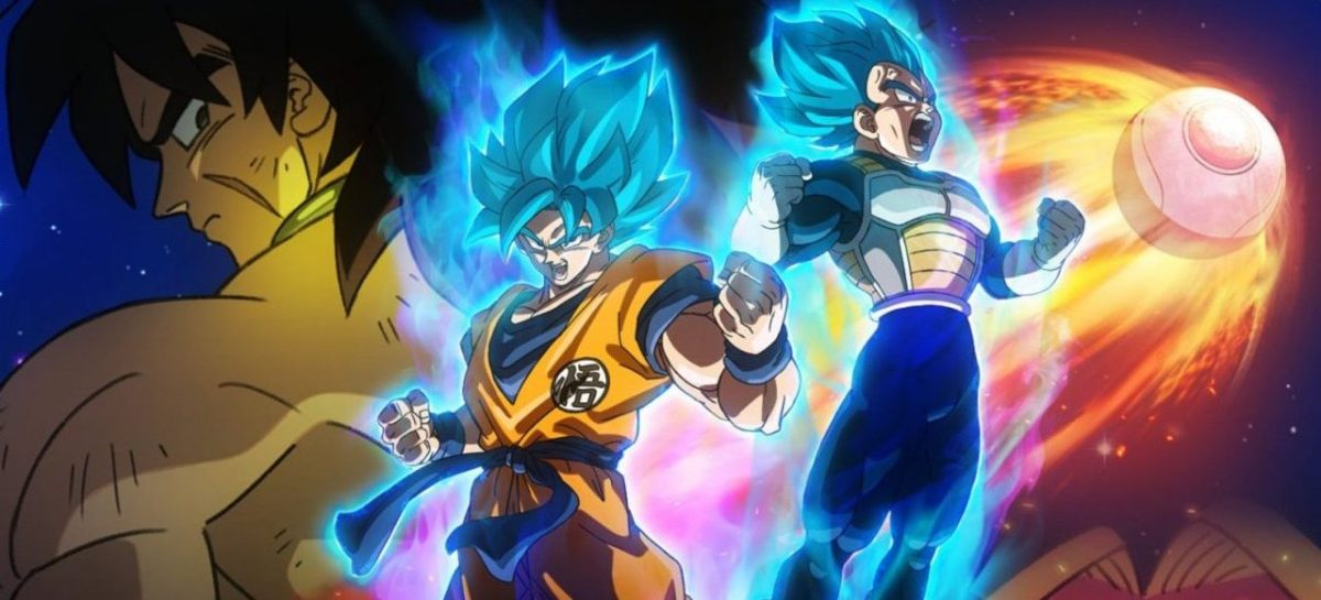 Preview- Dragon Ball Super: Broly-The Movie (Bluray)