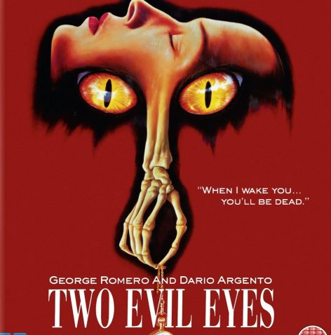 Two Evil Eyes (Bluray)