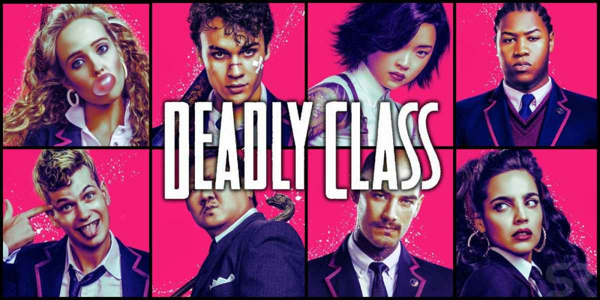 Preview- Deadly Class Ep. 2: Noise, Noise, Noise