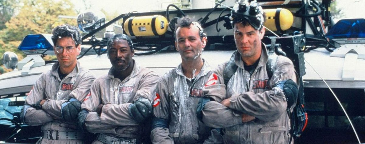 Jason Reitman to make new Ghostbusters movie!
