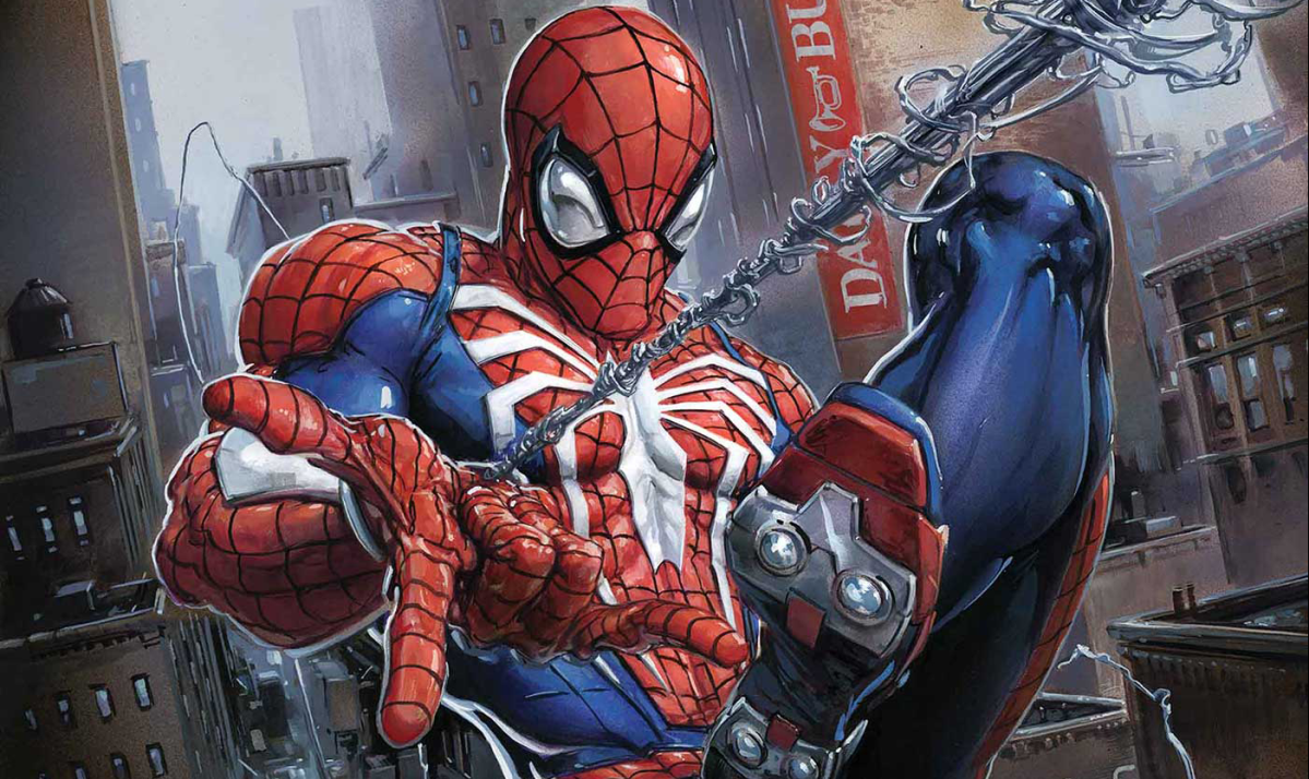 Preview- Marvel's Spider-Man: City at War #1 (of 6)