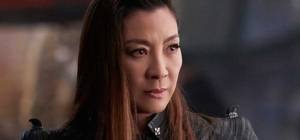 Michelle Yeoh to star in her own Star Trek Discovery spin off