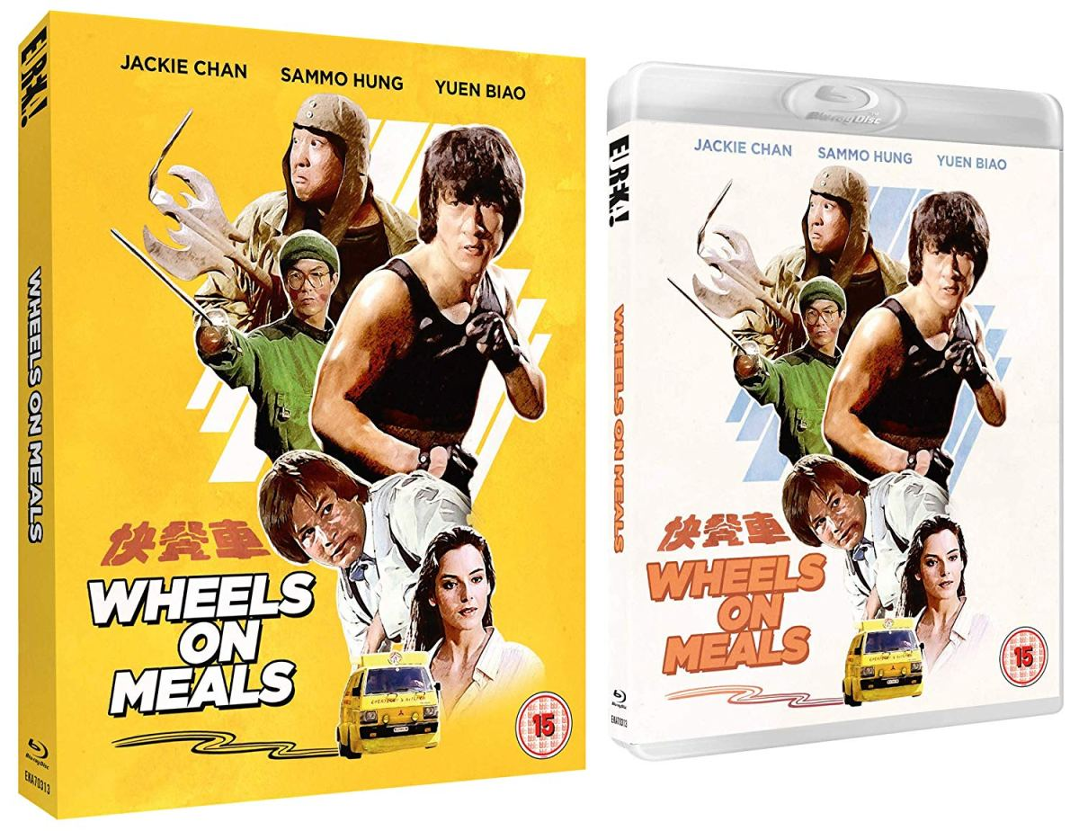 Preview- Wheels on Meals (Bluray)