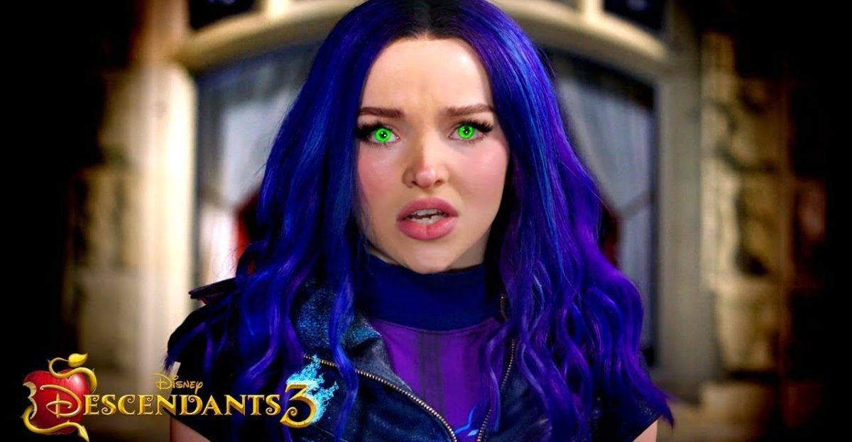Teaser trailer released for Descendants 3: Threat to Auradon