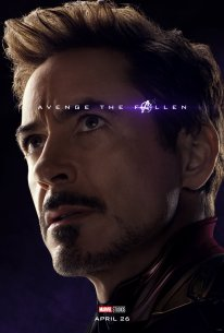 Avenge The Fallen - Iron Man