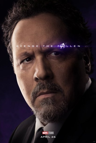 Avenge The Fallen - Happy Hogan