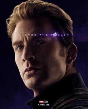 Avenge The Fallen - Captain America