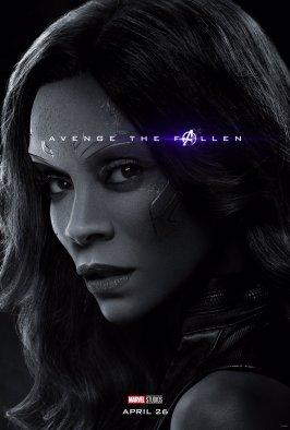 Avenge The Fallen - Gamora