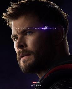 Avenge The Fallen - Thor