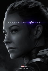 Avenge The Fallen - The Wasp