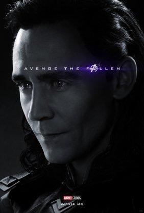 Avenge The Fallen - Loki