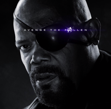 Avenge The Fallen - Nick Fury