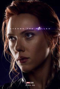 Avenge The Fallen - Black Widow