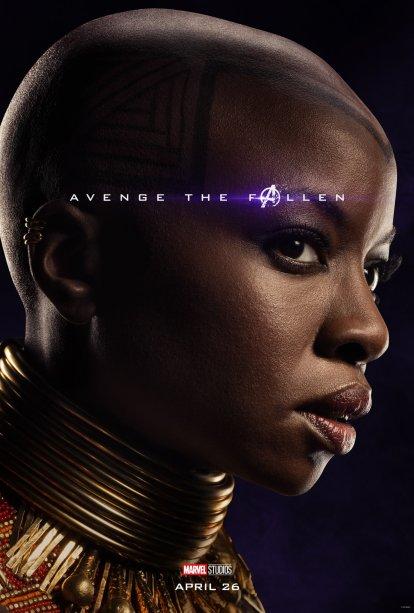 Avenge The Fallen - Okoye