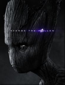 Avenge The Fallen - Groot