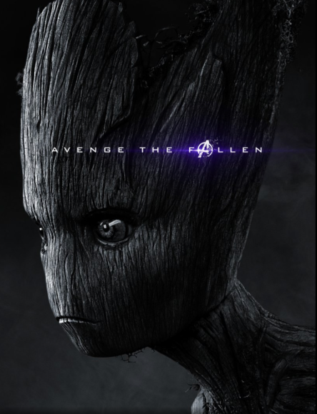 Avenge The Fallen - Groot