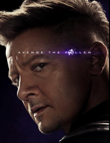 Avenge The Fallen - Hawkeye