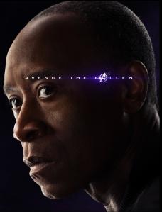 Avenge The Fallen - War Machine